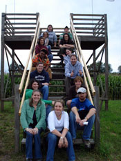 2008-09 YouthServe AmeriCorps Members